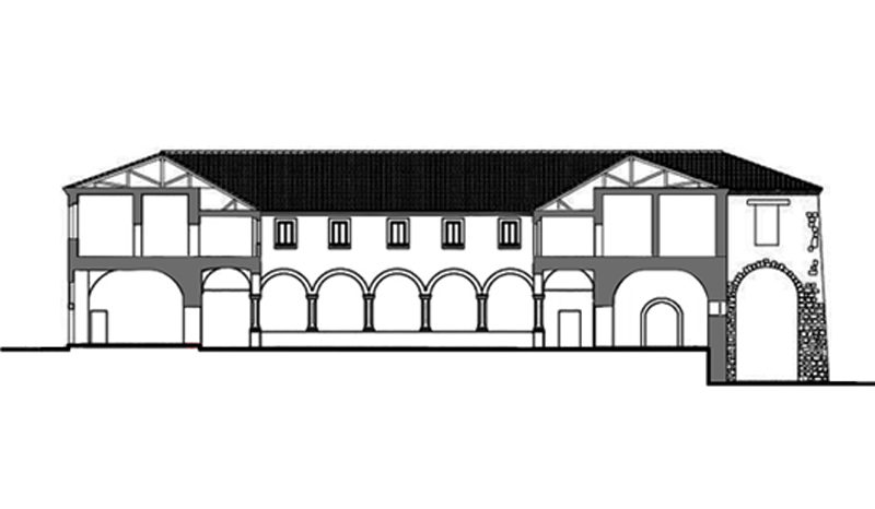 4 Restauro del Convento Santa Maria degli Angeli