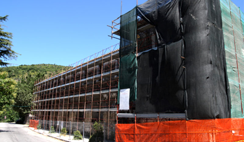 5 Restauro del Convento Santa Maria degli Angeli