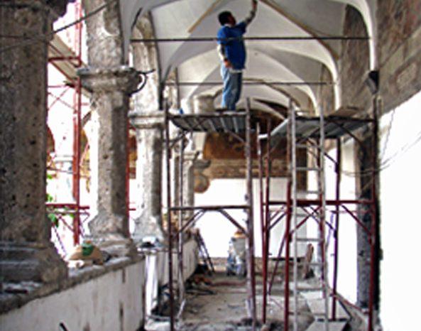 5 Restauro del Convento Santa Maria degli Angeli4