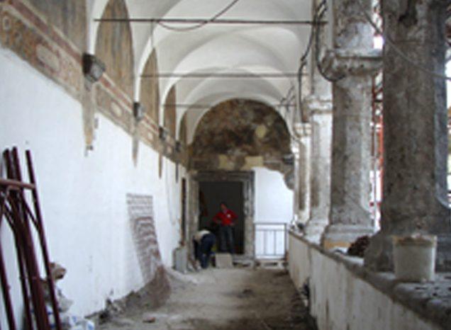 6 Restauro del Convento Santa Maria degli Angeli in frazione Torchiati